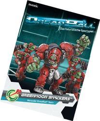 Dreadball Team Greenmoon Smackers Team x 8 Players