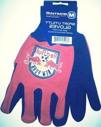 MLS - Team Sport All Purpose 2 Tone Utility Grip Gloves