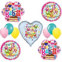 Team Shopkins Happy Birthday Balloon Kit