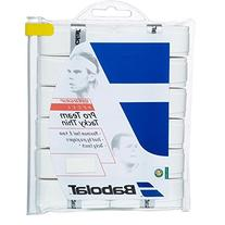Babolat Pro Team Tacky Thin Overgrip White 12 pack