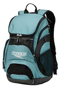 Speedo Teamster Backpack 35L Blue Grotto/Black