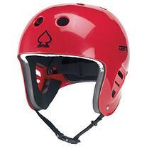 Pro-tec The Full Cut Water Helmet, Gloss Red, X-Large