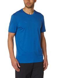 Icebreaker Men's Tech T Lite Short Sleeve T-Shirt, Force, XX