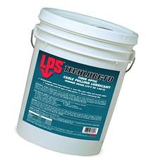 LPS TechLube-FO Fiber Optic Cable Pulling Lubricant, 5