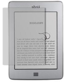 Amazon Kindle Touch Screen Protector, Skinomi TechSkin Full