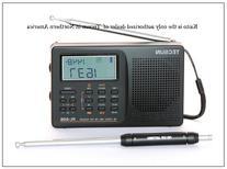 Tecsun PL-606 Digital PLL Portable AM/FM Shortwave Radio