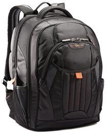 Tectonic 2 Large Backpack - Black/orange