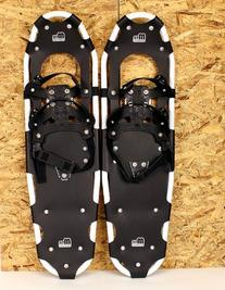 "New MTN 25"" White Man Woman Kid Teen Snowshoes up to 200 lbs"