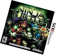 Teenage Mutant Ninja Turtles - Nintendo 3DS
