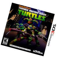 ACTIVISION Teenage Mutant Ninja Turtles - 3DS