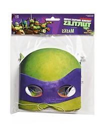 Teenage Mutant Ninja Turtles Party Hats/ Masks