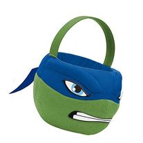 Teenage Mutant Ninja Turtles Plush Treat Bucket