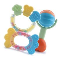 Baby Teether Toys and Rattles Toy Gift Sets