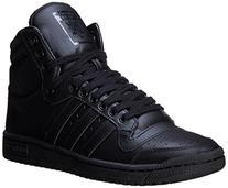 adidas Originals Men's Top Ten Hi Basketball Shoe, Black/