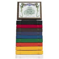 Ten level plaque/belt display