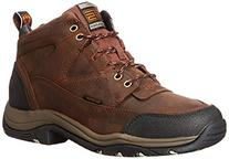 Ariat Men's Terrain H2O Hiking Boot, Copper, 9.5 D US