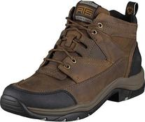 Ariat Men's Terrain Hiking Boot, Distressed Brown, 13 M US