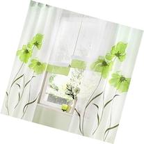 ZARABE Terri Wong yarn handmade spray curtain living room