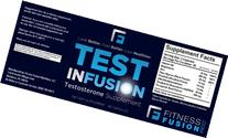 Testosterone Booster with Workout Guide by Fitness Fusion  