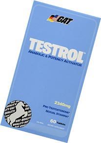 GAT Testrol Potency Activator -- 60 Tablets