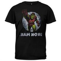 Iron Man - Tetsu Punch Soft T-Shirt - 2XL