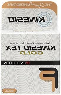 Kinesio Tex Gold FP  Tape - Beige - Single Roll - 2' x 16.4