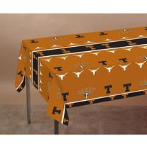 Creative Converting Texas Longhorns Plastic Banquet Table