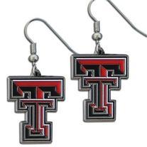 Texas Tech Earring - Dangl