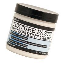 Ranger Texture Paste Transparent Gloss 4Oz