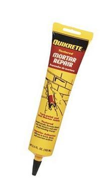 Quikrete 8620-05 Textured Mortar Repair-5.5OZ MORTAR REPAIR
