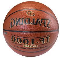 Spalding TF-1000 Classic Indoor Basketball - Intermediate