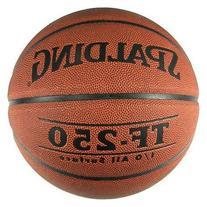"Spalding TF-250  27.5"" Basketball"