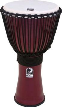 Toca TF2DJ-14RB Freestyle II Rope Tuned 14-Inch Djembe with