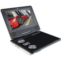"""1 - 7"""" TFT DVD Player, 7"""" LCD display, DVD/CD/JPEG"""