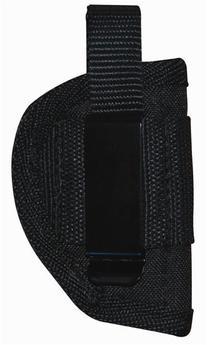 TG273BM-6 Black Ambidextrous Derringer Belt Holster Medium