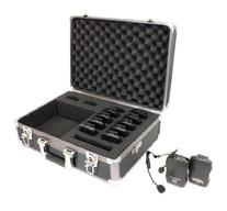 Williams Sound Personal PA FM Tour Guide System, Includes