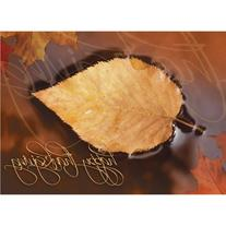 "Thanksgiving Greeting Card TH7004. Wish ""May the good things"