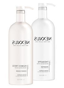 Nexxus New York Salon Care Shampoo and Conditioner, Therappe