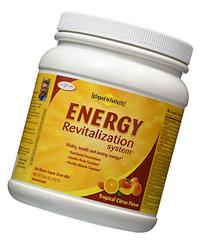 Energy Revitalization System Citrus 18oz/30 Cp 2 Pack