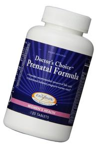 Enzymatic Therapy Doctor's Choice Prenatal Formula, 120