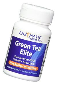 Enzymatic Therapy Green Tea Elite with EGCG Vegetarian