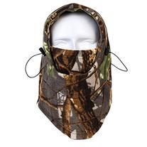 Your Choice Balaclava Outdoor Sports Mask, Fleece