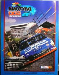 Thirty-Ninth Daytona 500 Official Program - February 15,