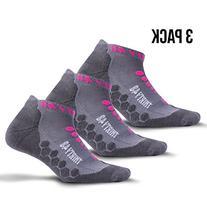 Thirty48 Ultra-Light Running Socks Unisex, CoolPlus Fabric