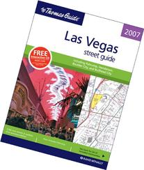The Thomas Guide 2007 Las Vegas street guide including