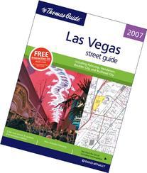 The Thomas Guide 2007 Las Vegas street guide including