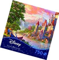 Thomas Kinkade Disney Dreams Collection Beauty and the Beast