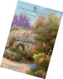 Thomas Kinkade Painter of Light 2014 Large Monthly Planner
