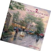 Thomas Kinkade Painter of Light 2014 Mini Wall Calendar