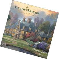 Thomas Kinkade Painter of Light: Memory Keeper 2010 Calendar